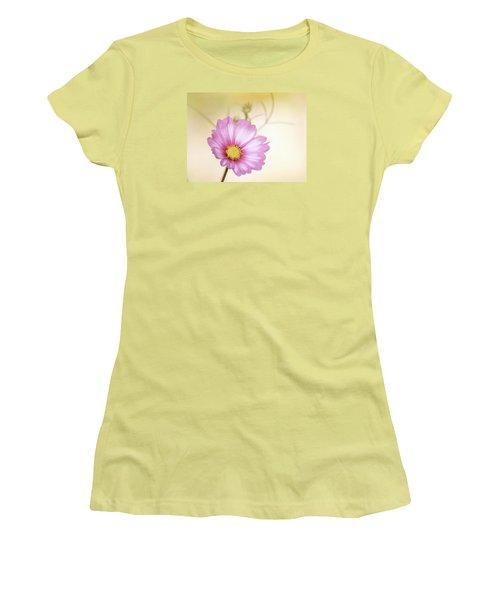 Pastel Petals Women's T-Shirt (Junior Cut) by MTBobbins Photography