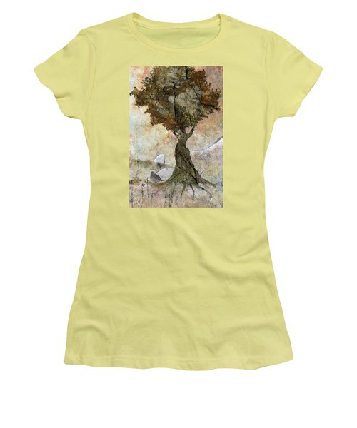 Pastoria - Year Of The Dragon Women's T-Shirt (Junior Cut) by Ed Hall