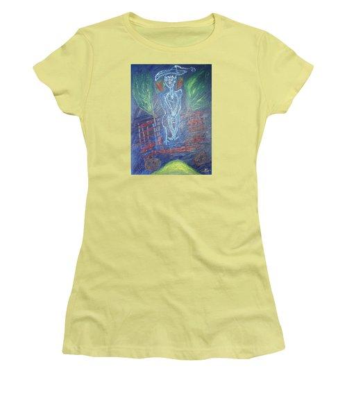 Patience Women's T-Shirt (Athletic Fit)