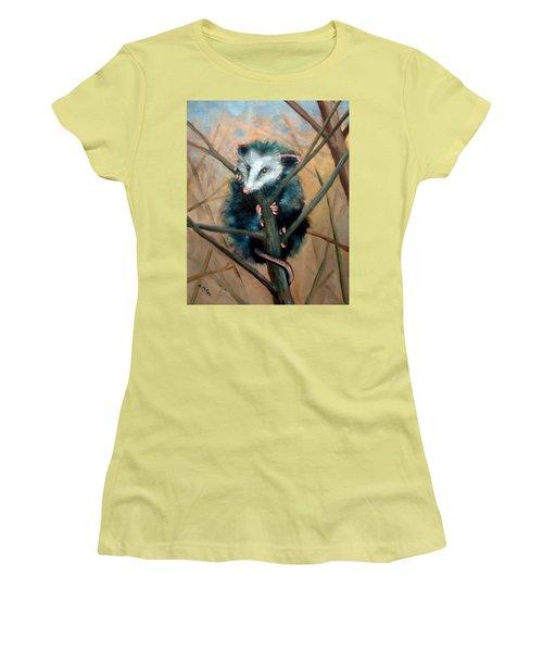 Paulie Chose Poorly Women's T-Shirt (Athletic Fit)