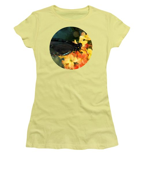 Peachy Women's T-Shirt (Athletic Fit)