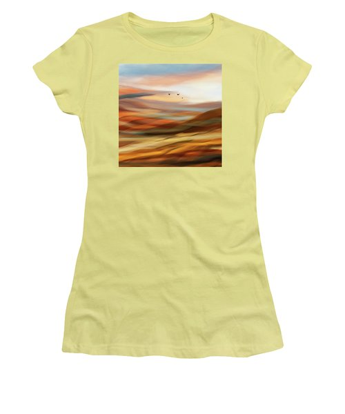 Penman Original-730 Women's T-Shirt (Junior Cut) by Andrew Penman