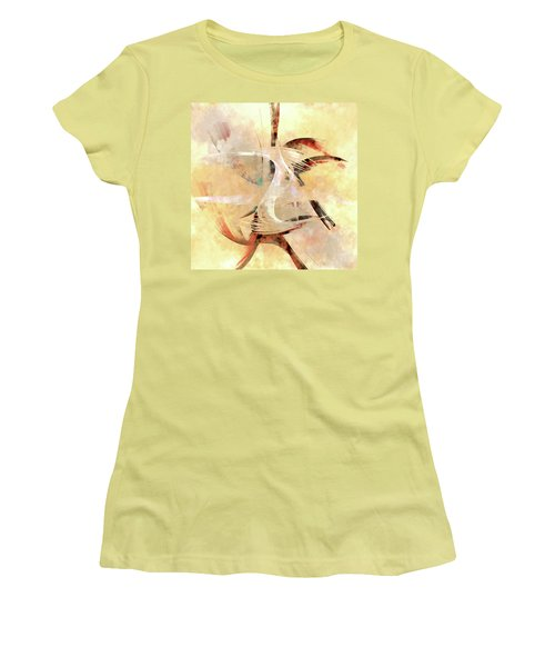 Penman Original-824 Women's T-Shirt (Junior Cut) by Andrew Penman