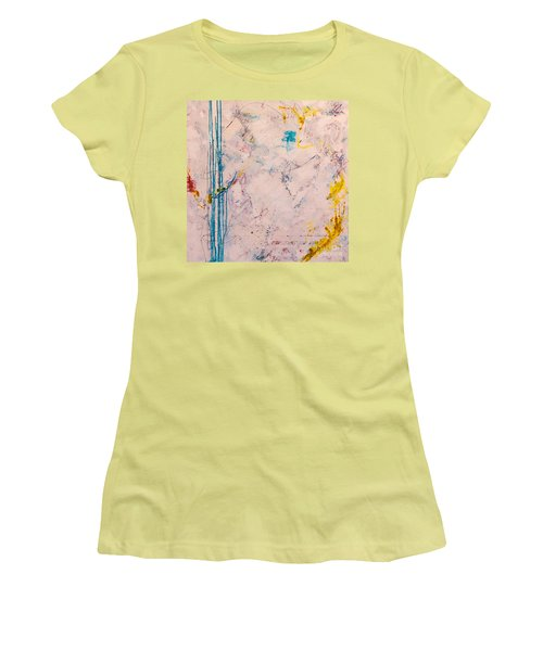 Perserverance Women's T-Shirt (Junior Cut) by Gallery Messina
