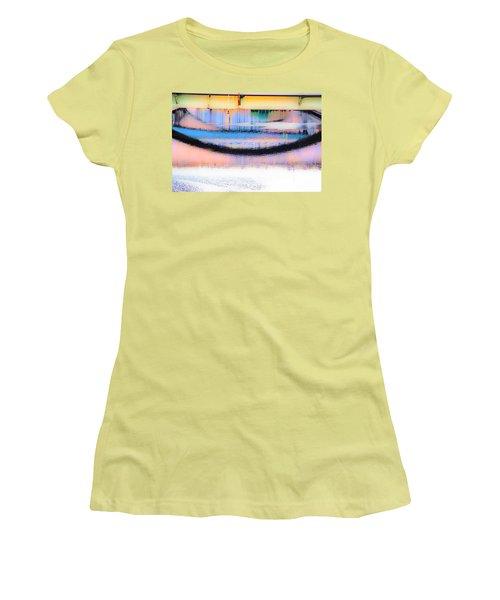 Philadelphia Scene2 Women's T-Shirt (Athletic Fit)