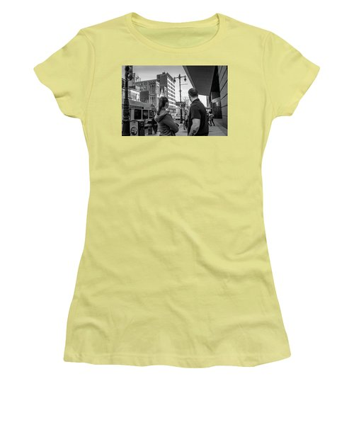Philadelphia Street Photography - Dsc00248 Women's T-Shirt (Athletic Fit)