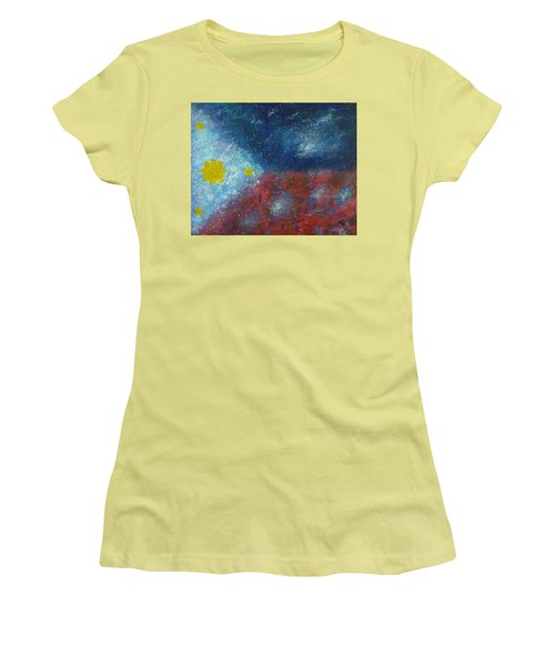 Philippine Flag Women's T-Shirt (Athletic Fit)