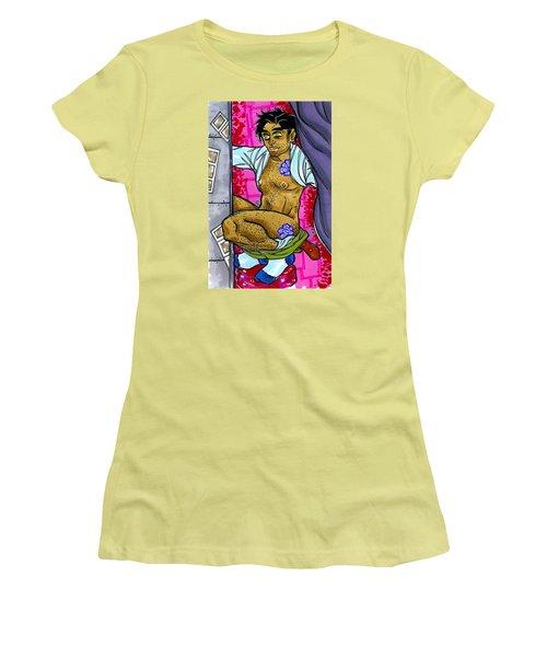 Photo Flash Women's T-Shirt (Athletic Fit)