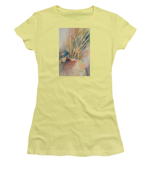 Pickup Sticks Women's T-Shirt (Junior Cut) by Lee Beuther