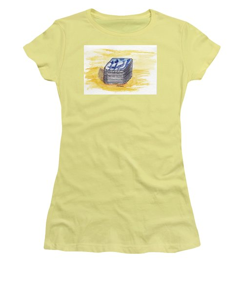 Pill Box Women's T-Shirt (Junior Cut)