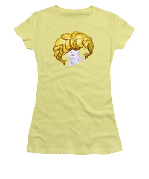 Pisces Women's T-Shirt (Athletic Fit)