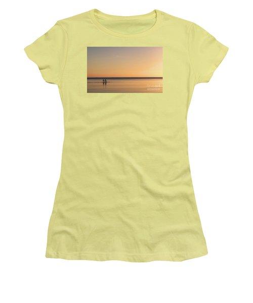 Placid Women's T-Shirt (Athletic Fit)