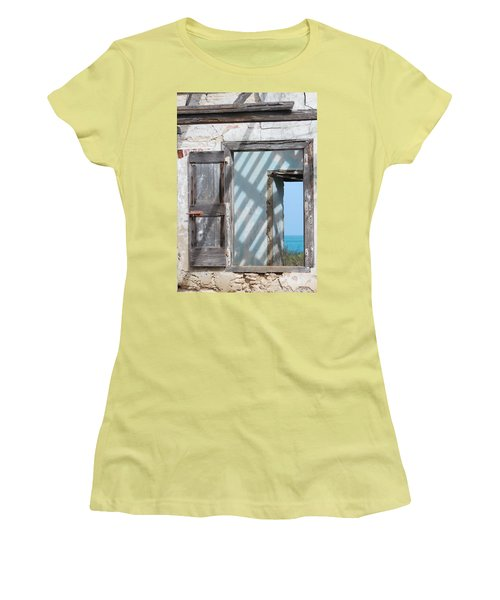 Plantation Quarters Women's T-Shirt (Athletic Fit)