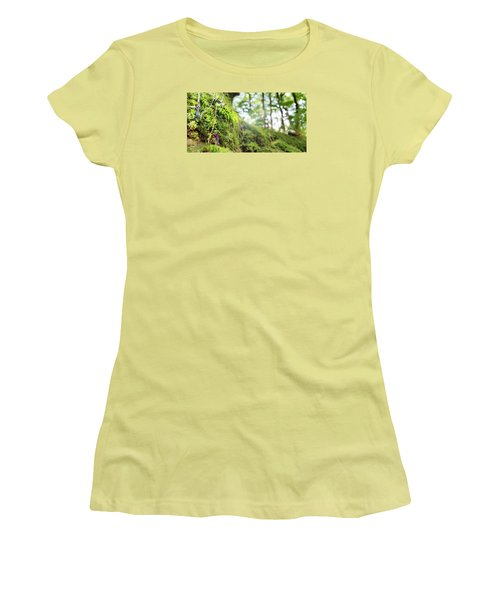 Playground Women's T-Shirt (Athletic Fit)