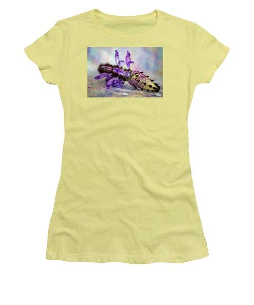 Plectranthus On Show Women's T-Shirt (Athletic Fit)