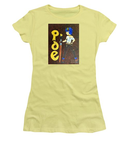 POE Women's T-Shirt (Athletic Fit)