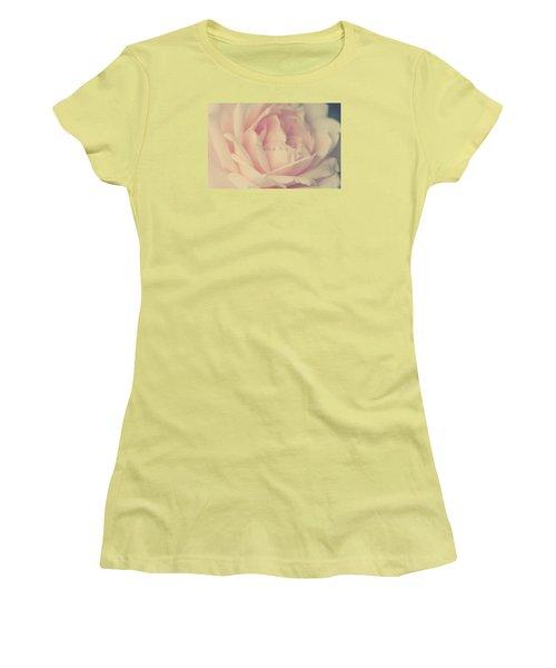Poesie D' Amour Women's T-Shirt (Junior Cut)