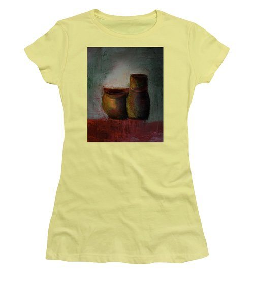 Poetry Of Pottery Women's T-Shirt (Athletic Fit)