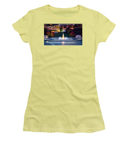 Point State Park  Women's T-Shirt (Athletic Fit)