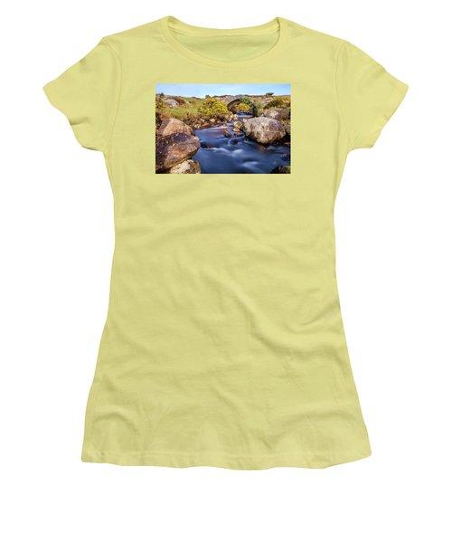 Poisoned Glen Bridge Women's T-Shirt (Athletic Fit)