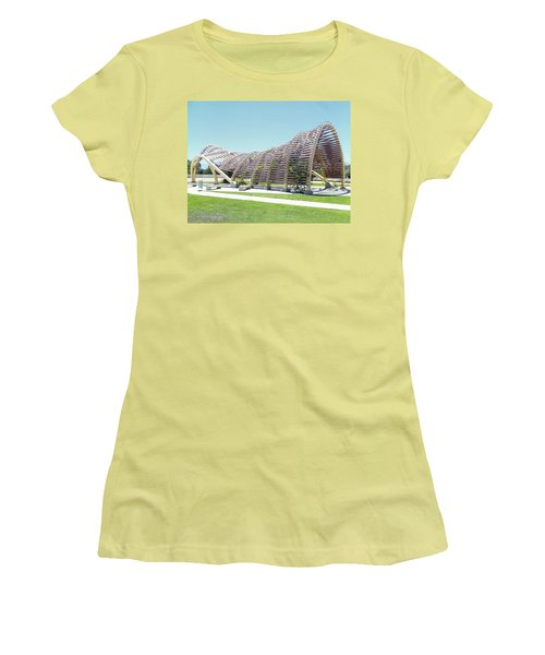 Ponce Urban Ecological Park Women's T-Shirt (Athletic Fit)