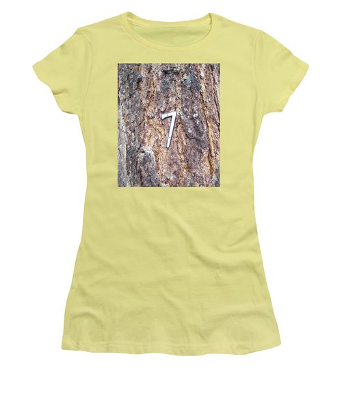 Ponderosa Women's T-Shirt (Junior Cut)
