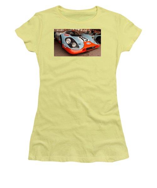 Porsche 917 Women's T-Shirt (Athletic Fit)