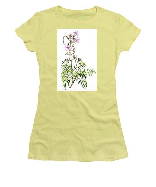 Port St John's Creeper Women's T-Shirt (Junior Cut) by Heidi Kriel
