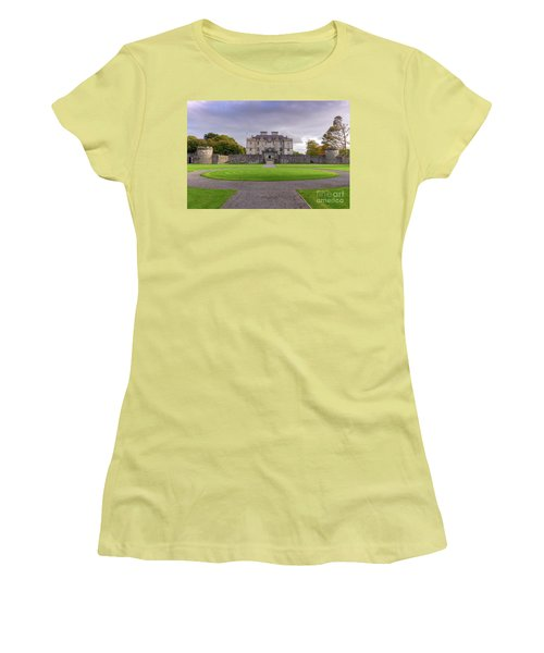Portumna House  Women's T-Shirt (Junior Cut) by Juergen Klust