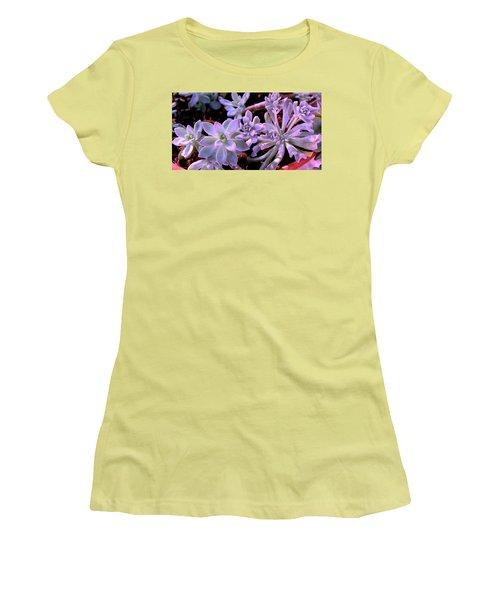 Pot Mates Women's T-Shirt (Junior Cut) by M Diane Bonaparte