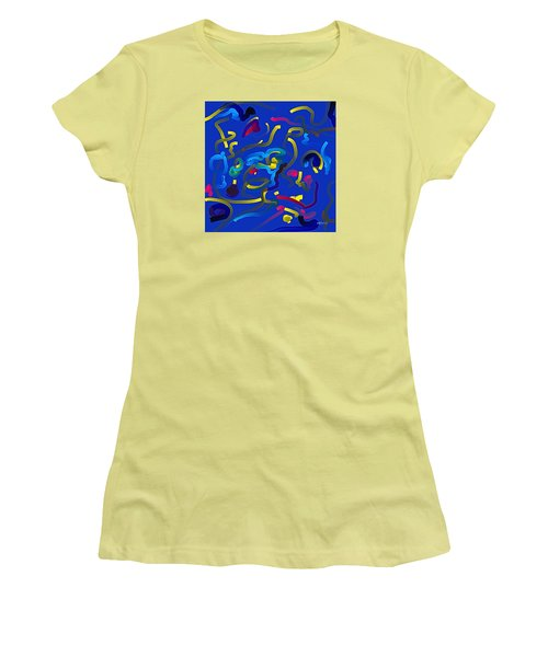 Potential Women's T-Shirt (Athletic Fit)