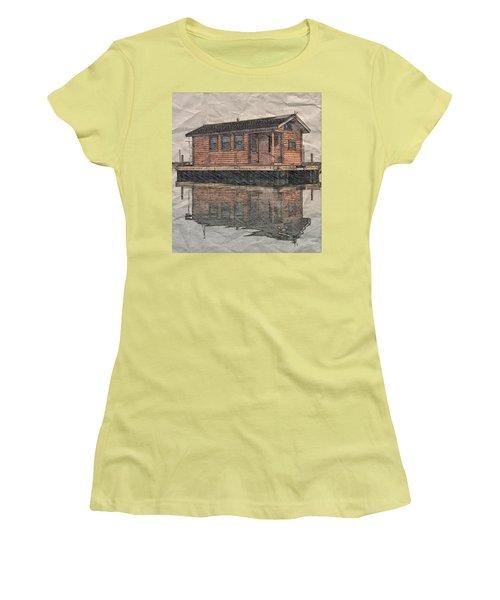 PR5 Women's T-Shirt (Athletic Fit)