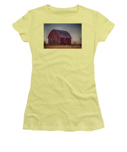 Women's T-Shirt (Junior Cut) featuring the photograph Pray by JRP Photography