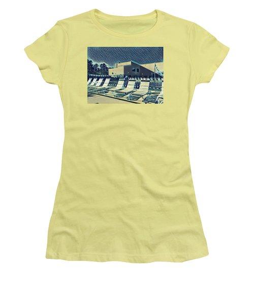 Premier 1 Women's T-Shirt (Athletic Fit)