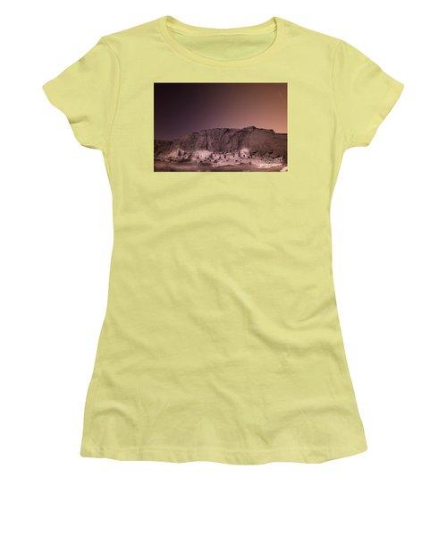 Pretty Village Chaco  Women's T-Shirt (Junior Cut) by William Fields