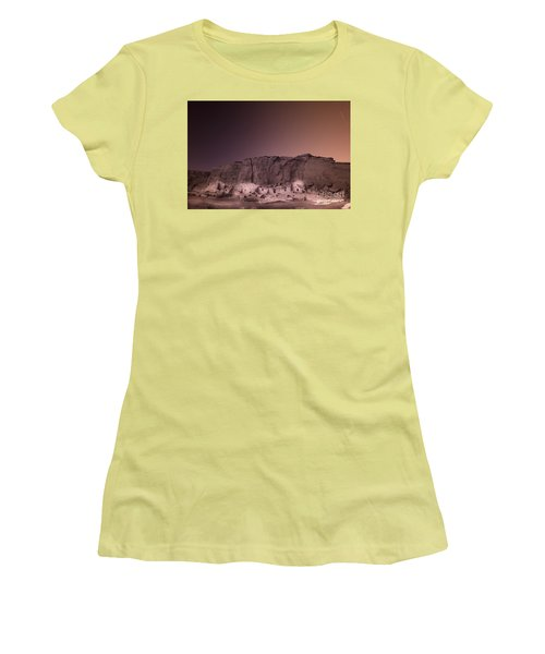 Pretty Village Chaco  Women's T-Shirt (Athletic Fit)