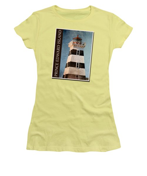 Prince Edward Island Shirt Women's T-Shirt (Athletic Fit)