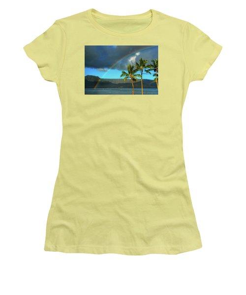 Promise Of Hope Women's T-Shirt (Junior Cut) by Lynn Bauer