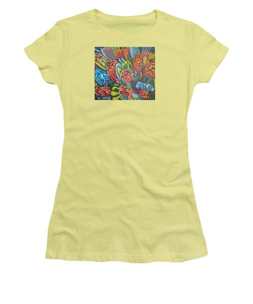 Proteas At Noon 2015 Women's T-Shirt (Athletic Fit)