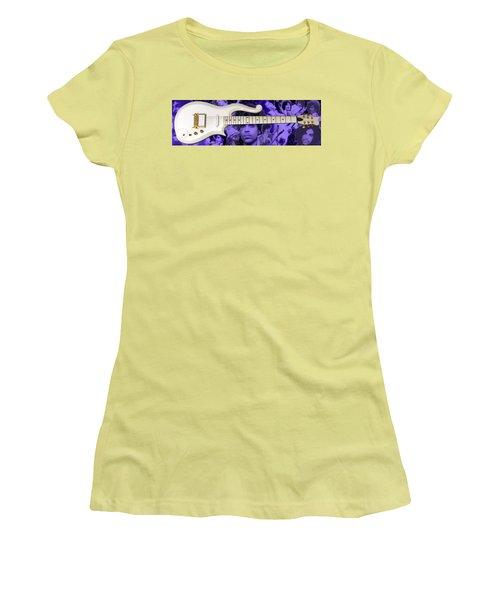 Purple Reign Women's T-Shirt (Athletic Fit)