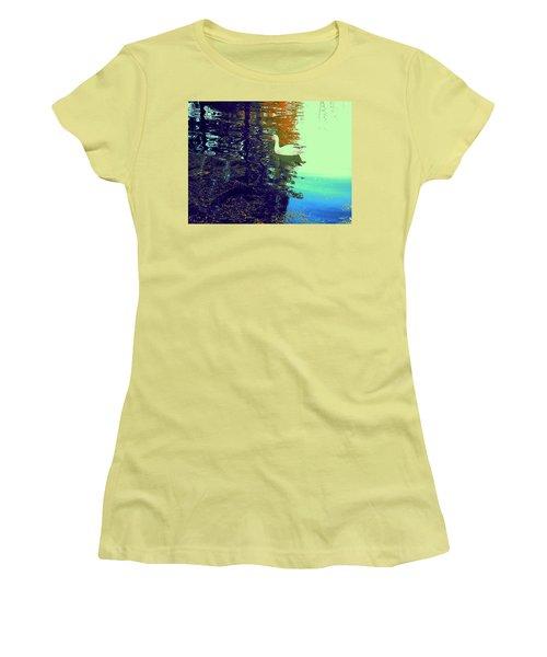 Quack Women's T-Shirt (Athletic Fit)