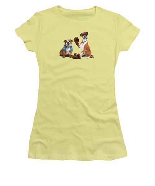 Raging Colour Women's T-Shirt (Athletic Fit)