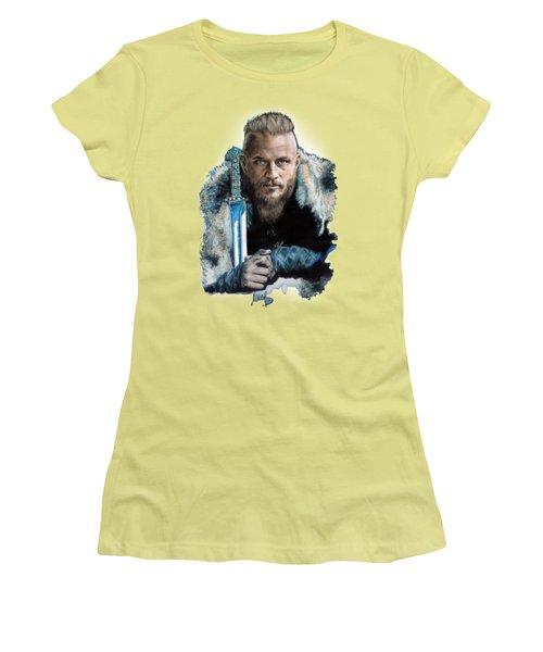 Ragnar Lothbrok Women's T-Shirt (Athletic Fit)