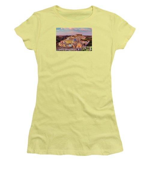 Ragusa Ilba Women's T-Shirt (Junior Cut) by Robert Charity