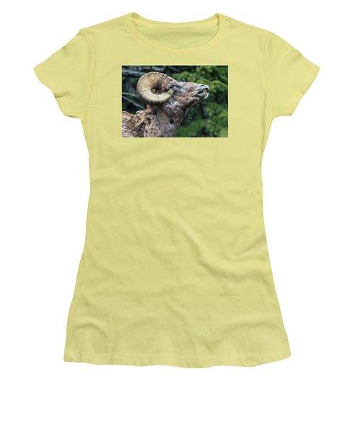 Ram Alert Women's T-Shirt (Athletic Fit)