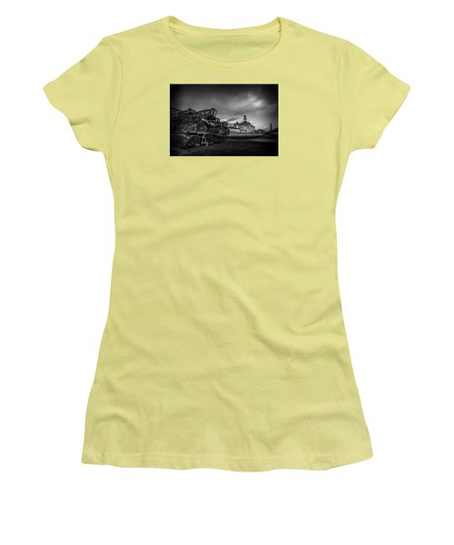 Ramsgate Lobster Pots  Women's T-Shirt (Athletic Fit)