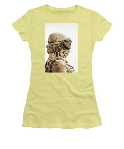 Ray From The Force Awakens Women's T-Shirt (Junior Cut) by Micah May