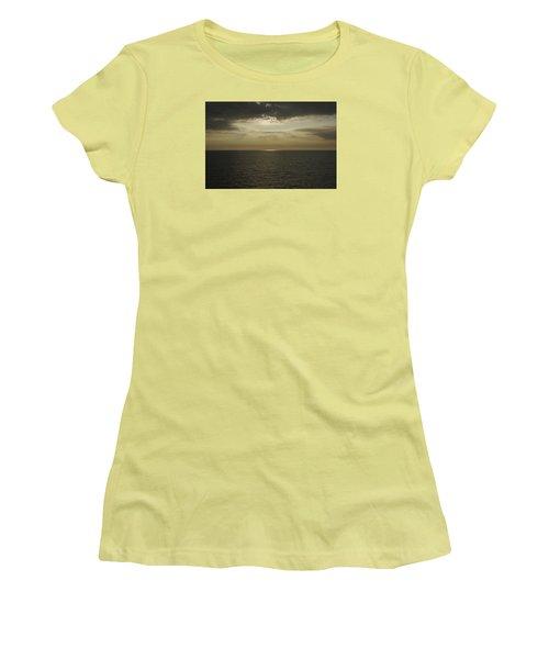 Rays Of Beauty Women's T-Shirt (Junior Cut) by Greg Graham