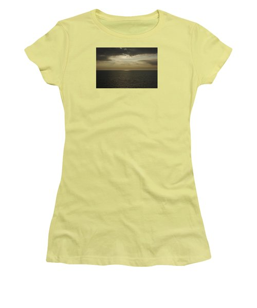 Rays Of Beauty Women's T-Shirt (Athletic Fit)