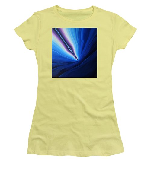 Re-entry Women's T-Shirt (Athletic Fit)